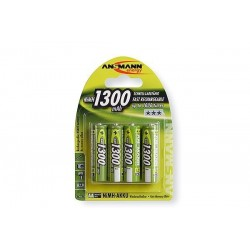 ANSMANN Batteries 5030792...