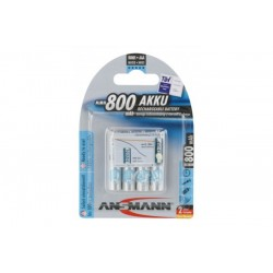 ANSMANN Batteries 5035042...
