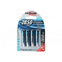 Ansmann batteries 5035092...
