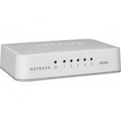 Netgear FS205 switch 5...
