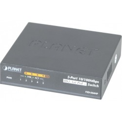 Planet FSD-504HP switch 5P...