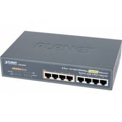 "Planet GSD-804P switch 10""..."