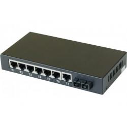 Switch 7 ports 10/100 +...