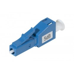 Attenuateur 5 dB LC/LC -M/F...