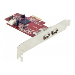 Carte PCI-Express FireWire...