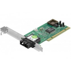 Carte réseau PCI Fibre...