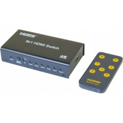 Switch HDMI® 1.4 4K 5 ports