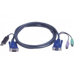 Cable kvm ATEN 2L-5506UP...