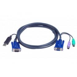 Cable kvm ATEN 2L-5502UP...