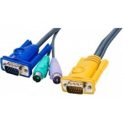 Cable kvm E5 ATEN 2L-52xxP...