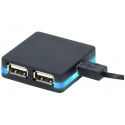 Hub USB 2.0 HighSpeed - 4...