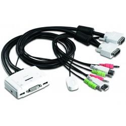 Trendnet TK-214i switch KVM...