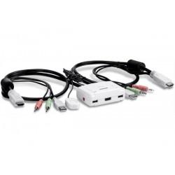 Trendnet TK-215i switch KVM...