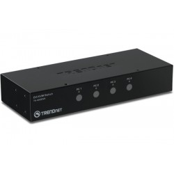 Trendnet TK-422DVK switch...