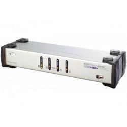 Aten CS1744 KVM VGA-USB 4...