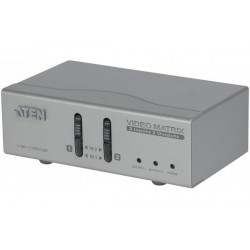 Aten VS0202 matrice vga+...