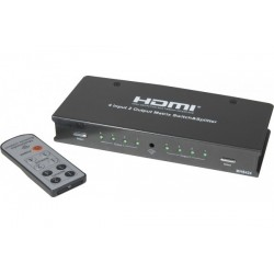 Switch / matrice  4X2 hdmi...