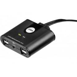 ATEN US224 Hub 4 ports USB...