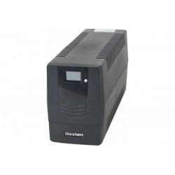 DEXLAN Onduleur LCD tactile...