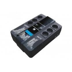 INFOSEC Onduleur ZEN-X 800 VA