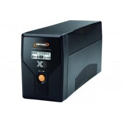 INFOSEC Onduleur X3 EX 1000 VA