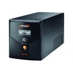 INFOSEC Onduleur X3 EX 1200 VA