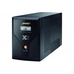 INFOSEC Onduleur X3 Ex 2000 VA