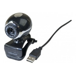 Webcam 1.3 mpixels usb avec...