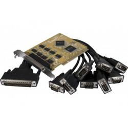 SUNIX SER5066A Carte PCI 8...