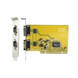Carte PCI Sunix 2 X Com DB9...