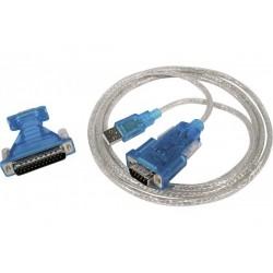 DACOMEX Adaptateur USB 2.0...