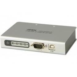 Aten UC2324 hub USB - 4...