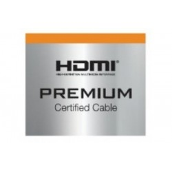 Cordon HDMI®  Premium haute...